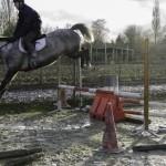 Premiers sauts montés: Enrome trajectoire